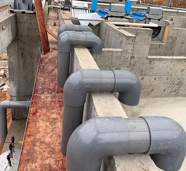 地表水处理系统