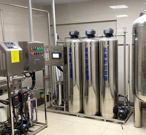 2000L/H金澜大厦直饮水系统工程