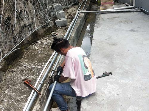 宁德双口渡水电厂直饮水处理项目