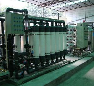 污水回用超滤设备/污水回用反滲透膜法处理设备