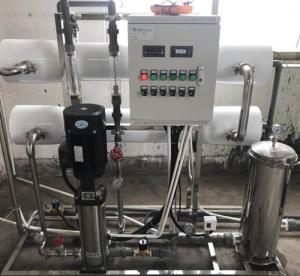 2吨电镀纯水设备