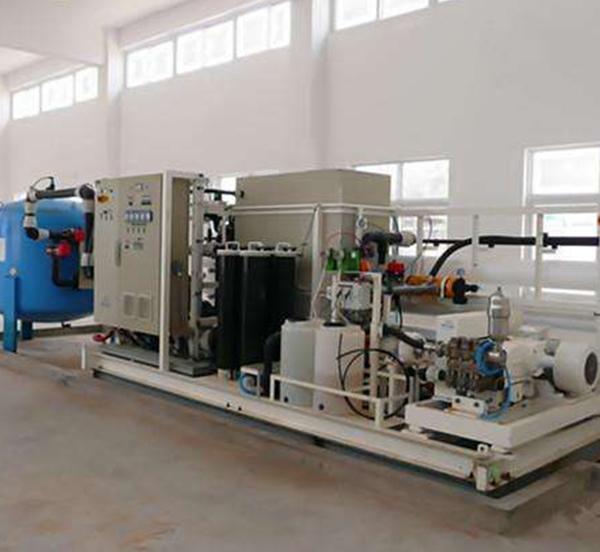 小型海水淡化机