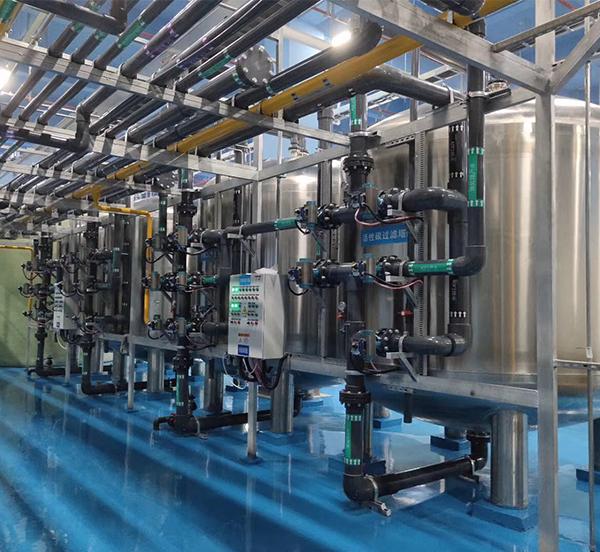宝鸡电子超纯水处理系统