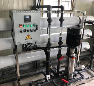 福州脱盐水处理设备