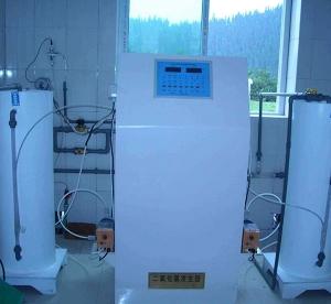地理式医疗污水处理设备