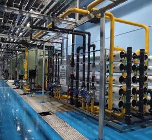 福州电子行业超纯水设备