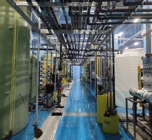 三明超纯水处理系统