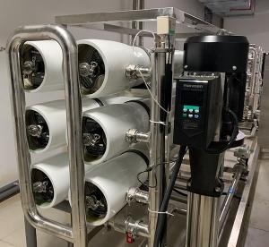 莆田咸水处理设备